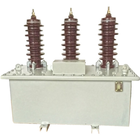 JSX-22 Outdoor oil immersed three phase voltage transformer