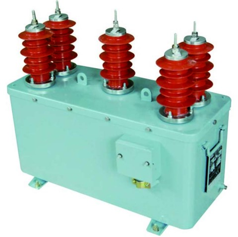 JLSZV-10 GP epoxy resin three phase combined instrument transformer