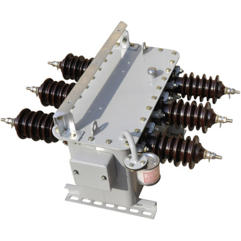JLS-6,10 Outdoor oil immersed three phase combined instrument transformer