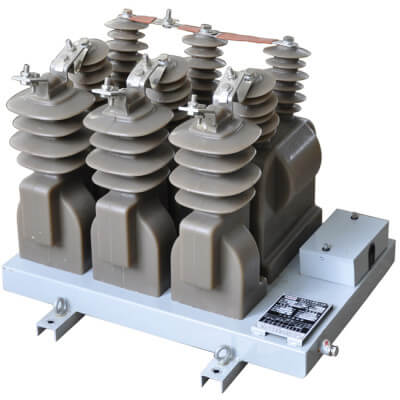 Epoxy resin split type combined instrument transformer