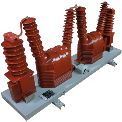 JLSZV-35 epoxy resin three phase combined instrument transformer